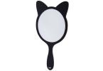 Espelho shape de mao e parede - gatinha
