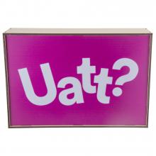 Caixa de luz uatt+