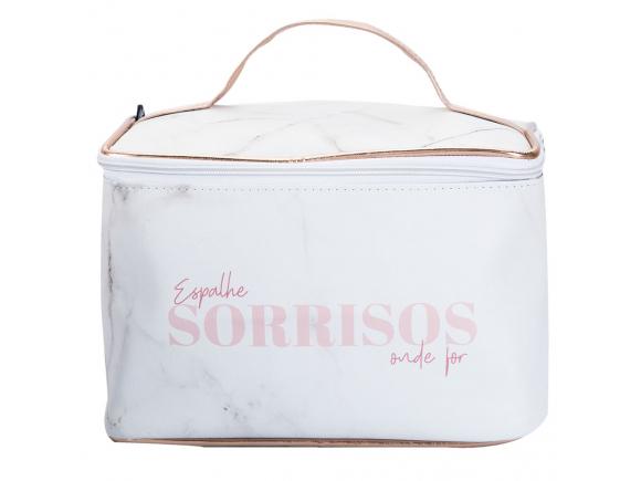Bolsa térmica classic - cor-de-rosa