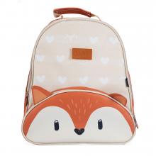 Mochila fofura - floresta raposa