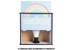 Caixa de luz - cores