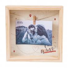Porta-retrato varal - amor