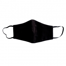 Máscara de proteção feminina - preta