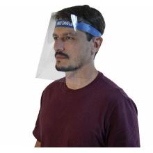 Máscara de proteção regulável face shield