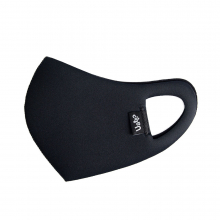Máscara de proteção neoprene masculina - preta